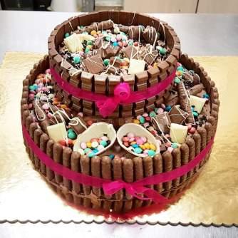 torta-kinder